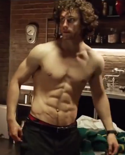 Aaron Taylor-Johnson Workout Routine & Diet Plan ...