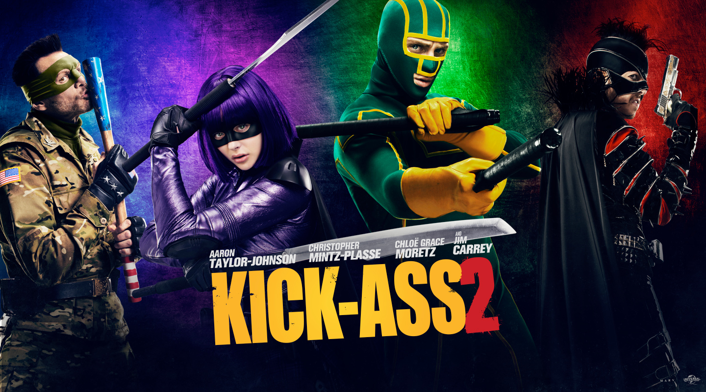 Aaron Taylor-Johnson Workout For Kick-Ass 2