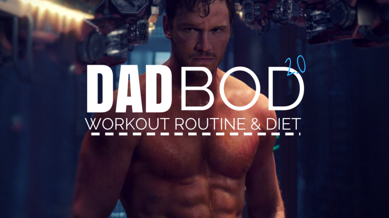 Dad Bod Workout and Diet