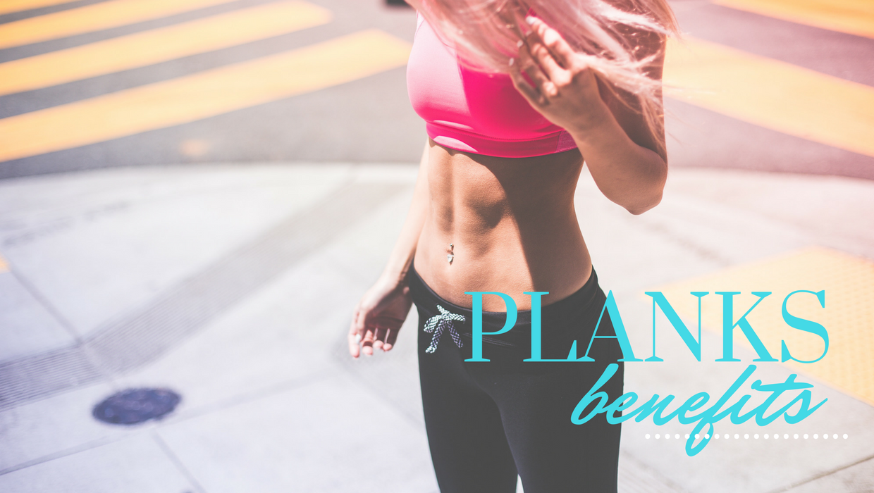 6 Benefits Of Planks: It's About More Than a Tight Stomach