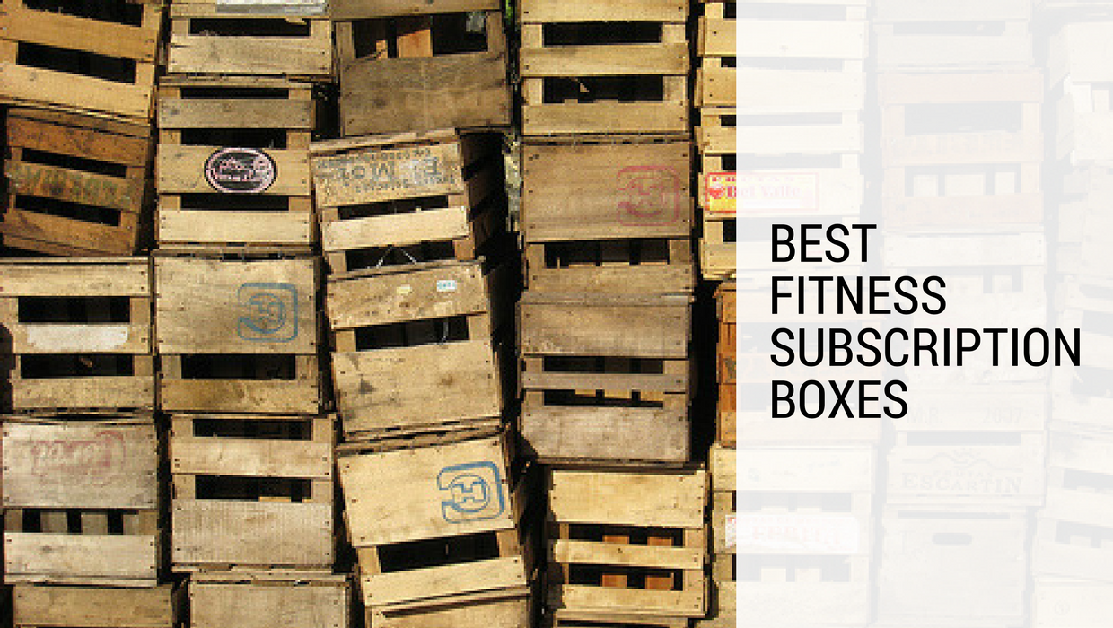Best Fitness Subscription Boxes of 2019