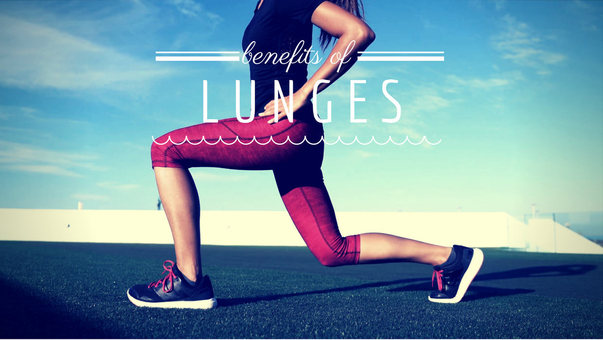 4 Benefits Of Lunges: There's More to Offer Than Great Legs