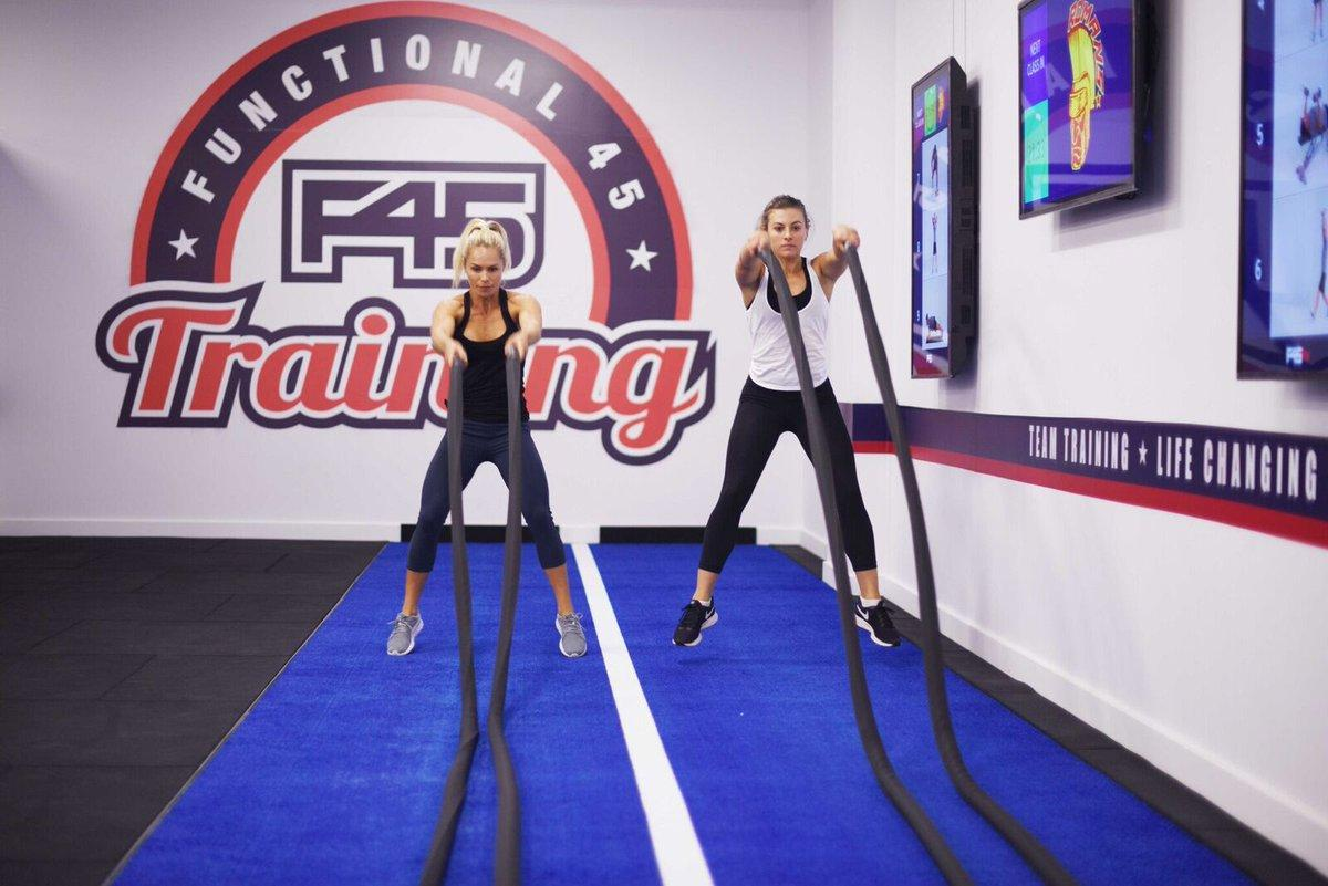 F45 Training Review: The Functional Workout Craze, Reviewed